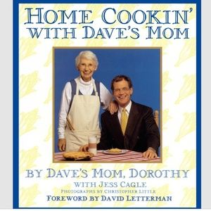 Home Cookin' with Dave's Mom cookbook.